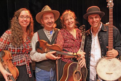 Jay Ungar & Molly Mason Family Band