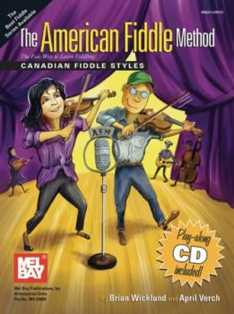 April Verch Canadian Style Fiddling Book Available