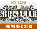 Nuala Kennedy Band Nominated as Scottish Folk Band of the Year