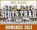 Nuala Kennedy Band Nominated as Scottish Folk Band of the Year