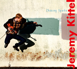 Chasing Sparks CD Cover