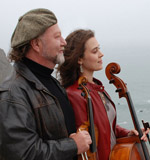 Alasdair Fraser amp Natalie Haas Playing Grand EtangHull039s Reel Live on BBC Radio Scotland
