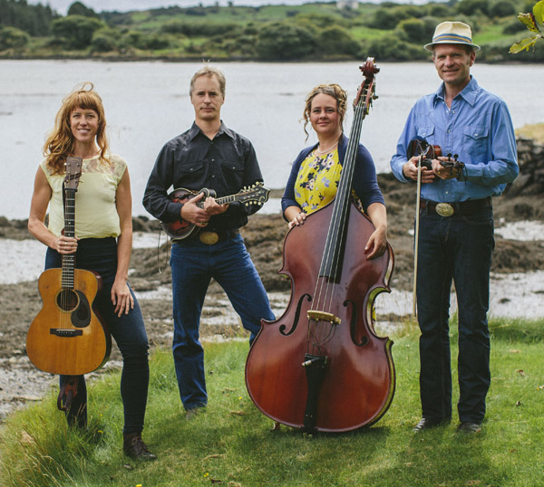 Foghorn Stringband  New Shoes